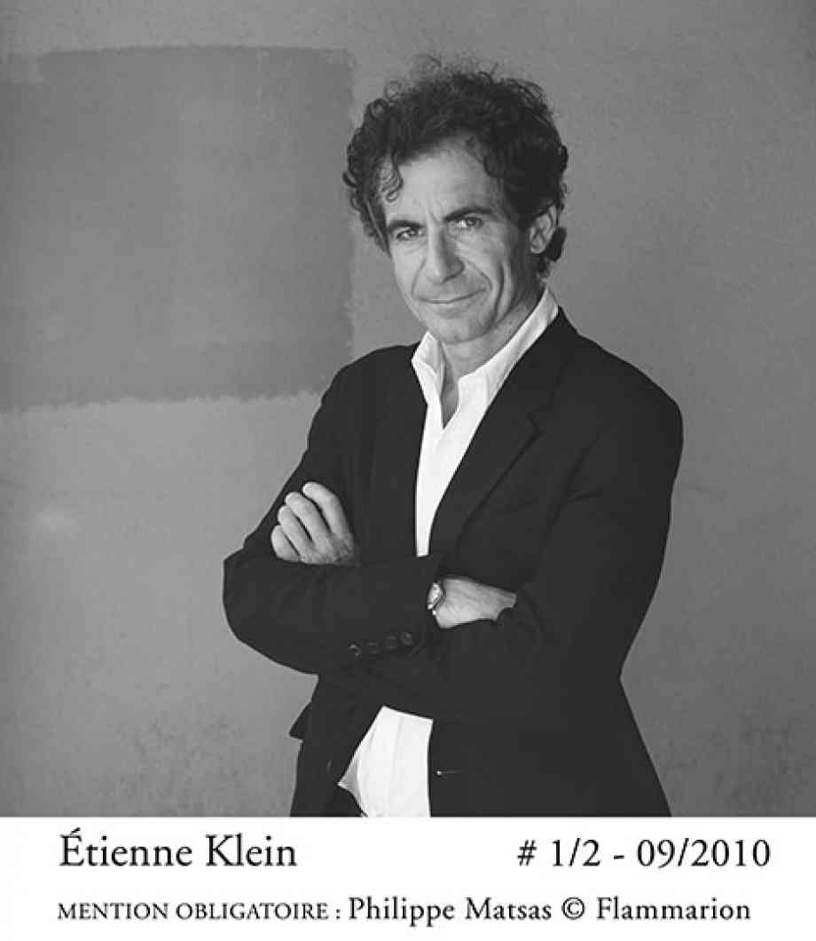 Etienne Klein, philosophe